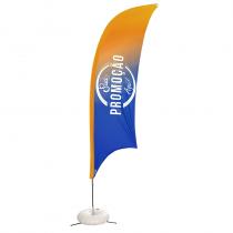 Eco flag vela 250 x 70 cm