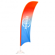 ECO FLAG VELA 450 X 90 CM