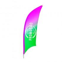 Eco flag Vela 250 x 80 cm