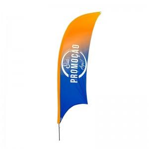 Eco flag vela 200 x 70 cm