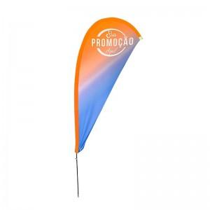 Eco flag Gota 200 x 90 cm
